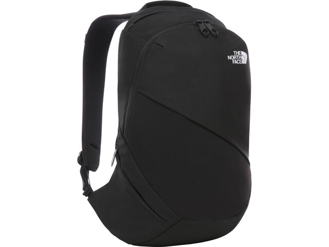 The North Face Electra Backpack Women TNF black heather/TNF white